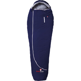 Grüezi-Bag Biopod Wool Zero Sleeping Bag Night Blue